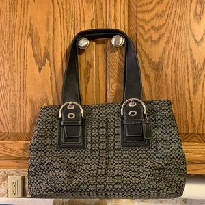 Coach Bags - Coach signature mini-C tote